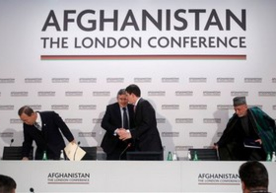 ghanistan London Conference