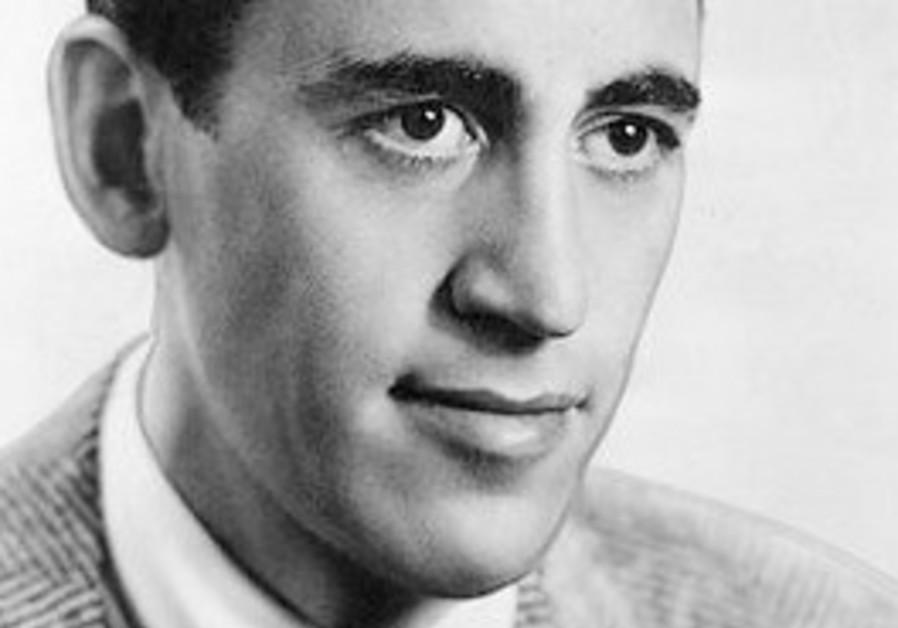 Author J.D. Salinger (1919-2010)