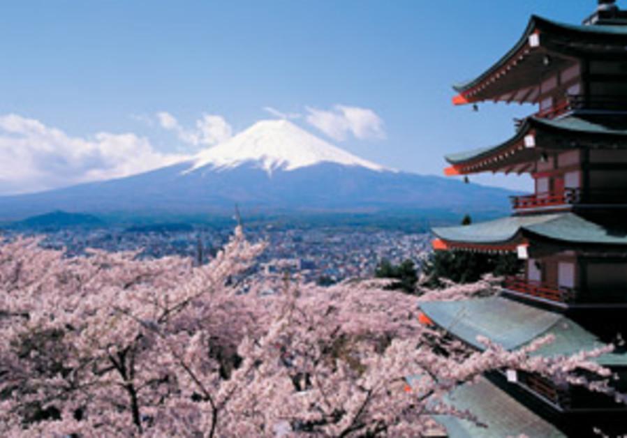 The Human Spirit: Seeking peace on Mount Fuji
