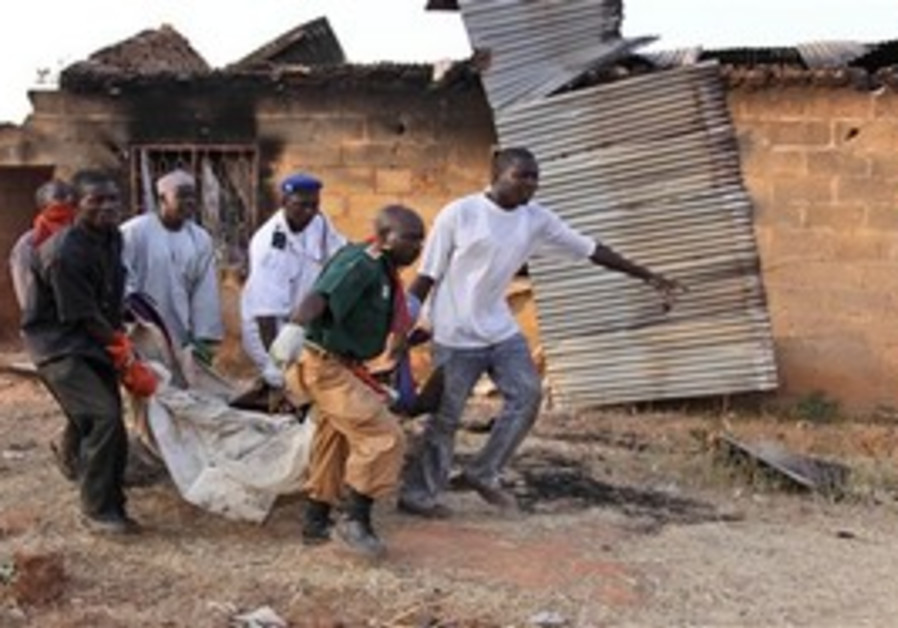Nigerian Violence
