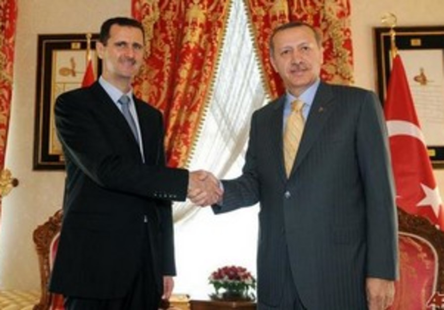 Erdogan Assad