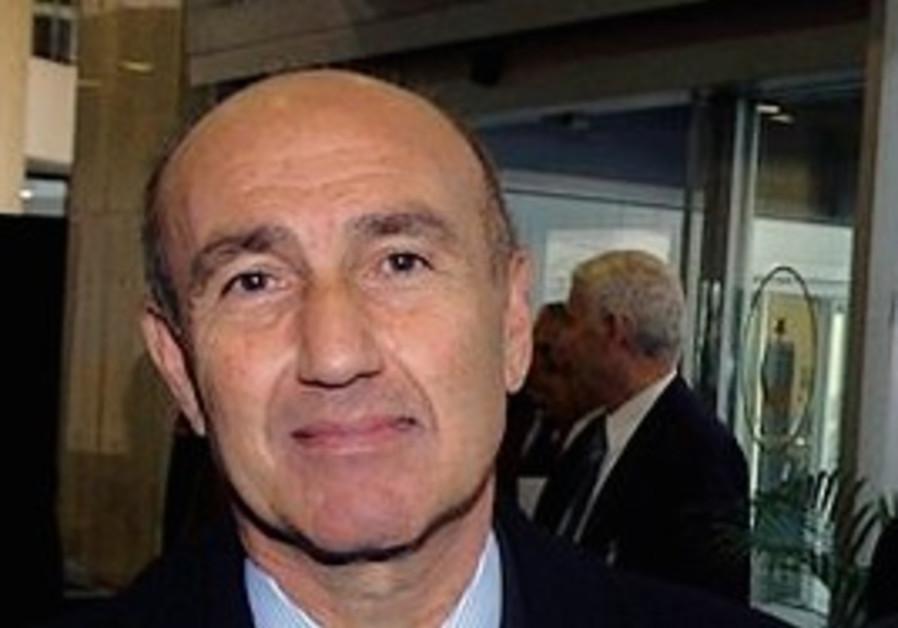 Turkish ambassador to Israel Oguz Celikkol.