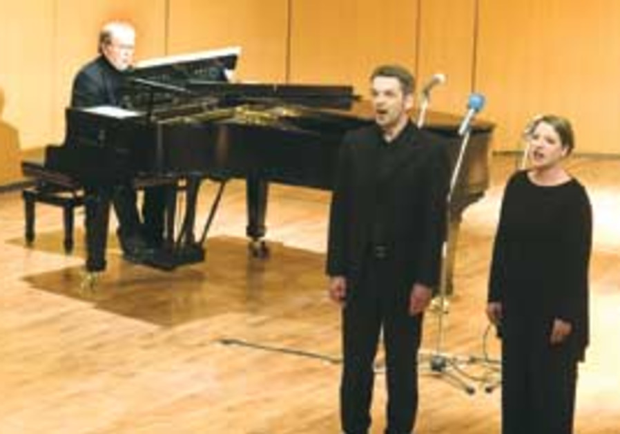 The Czech embassy-sponsored January 27 event at th