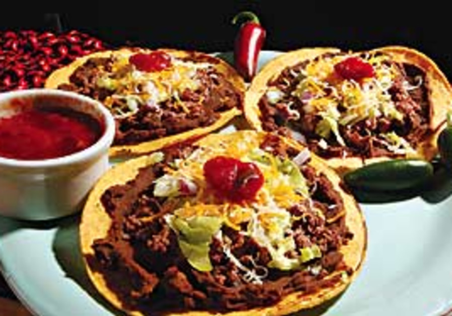 'The spirited flavor of Mexican cooking makes it p