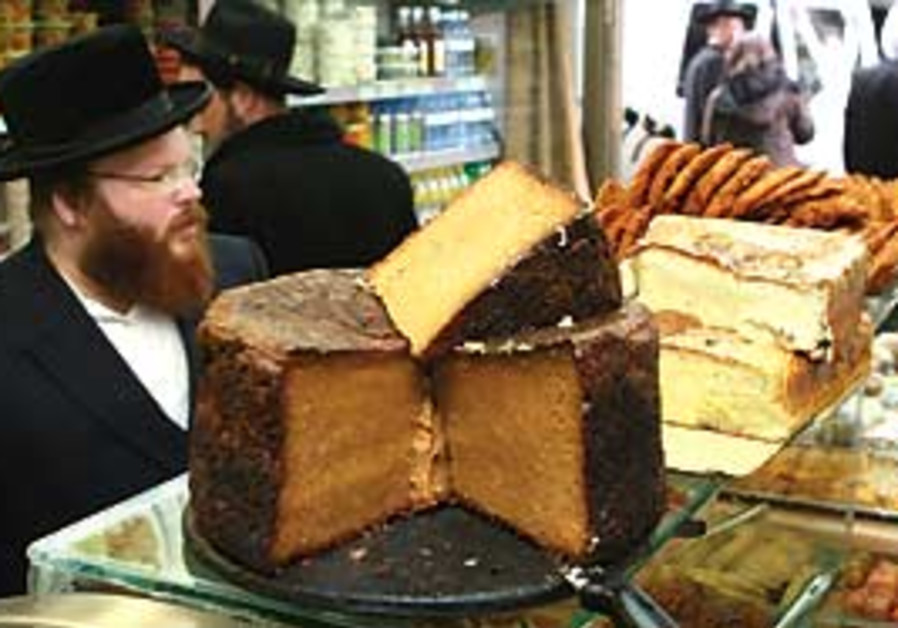 Ultra-kosher for ultra-Orthodox.