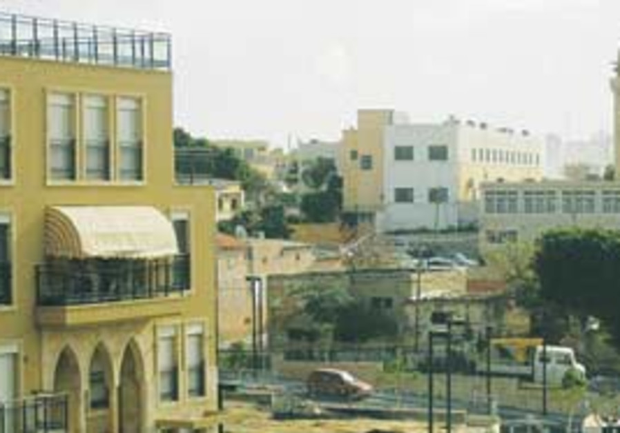 Jaffa's Ajami neighborhood