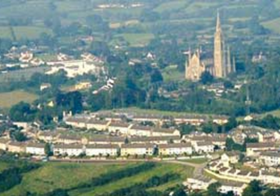 The town of Carrickmacross