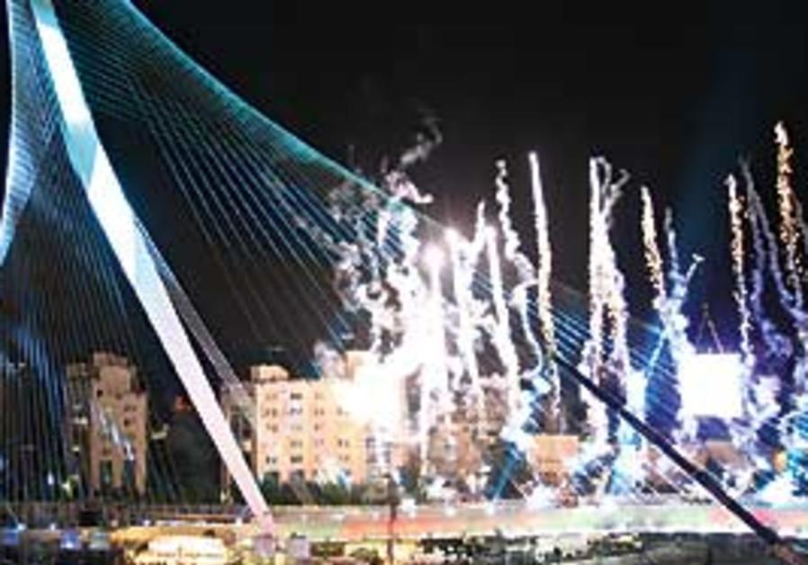 The Bridge of Strings on opening night.