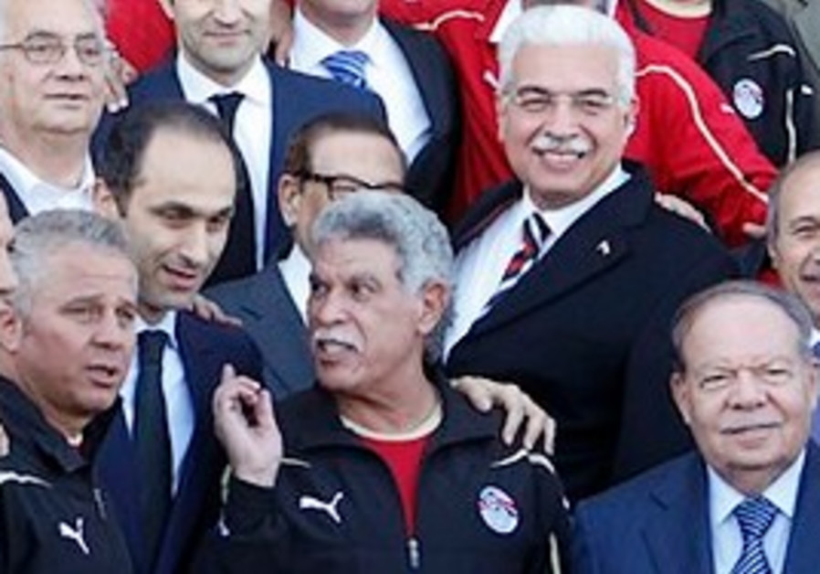 Egypt national soccer team coach Hassan Shehata wi