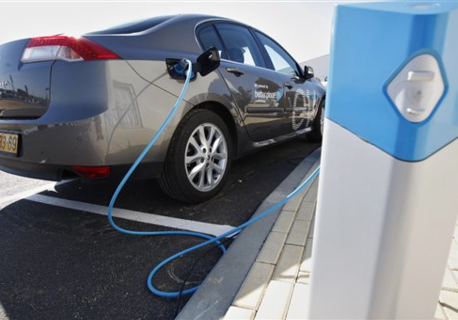 Electric car - Illustrative photo