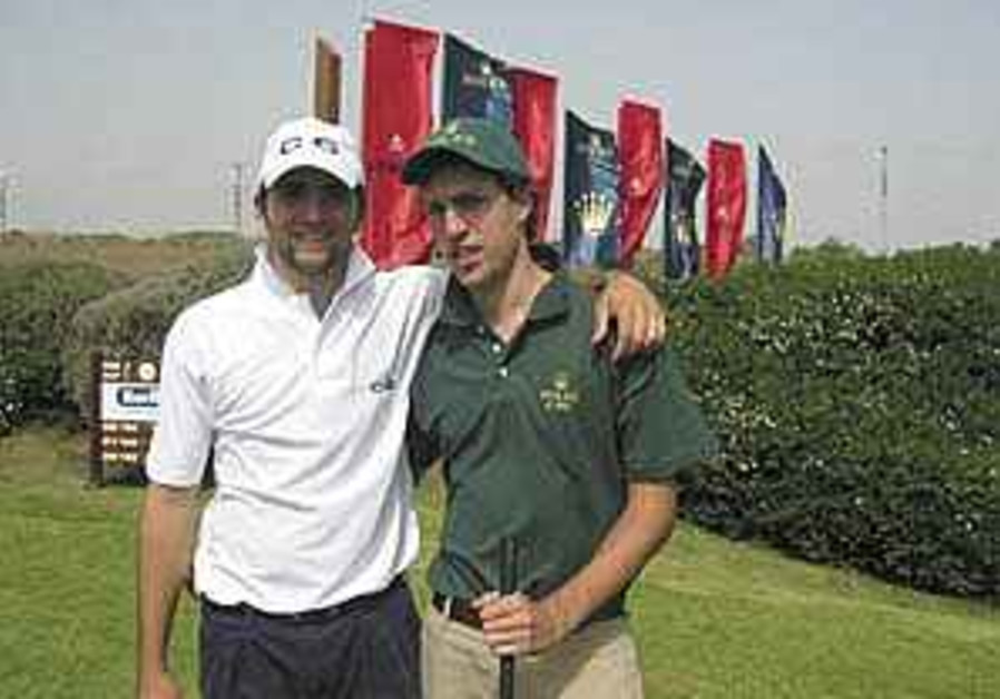 Games We Play - Golf: Record field in pairs qualifier