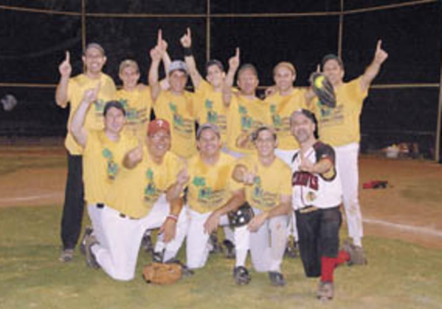Games We Play - Softball: Tigers advance to ISA semis