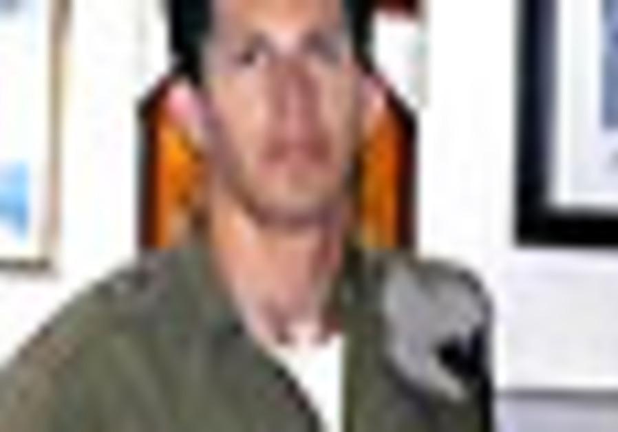 First-Sgt. Ihab Khatib.