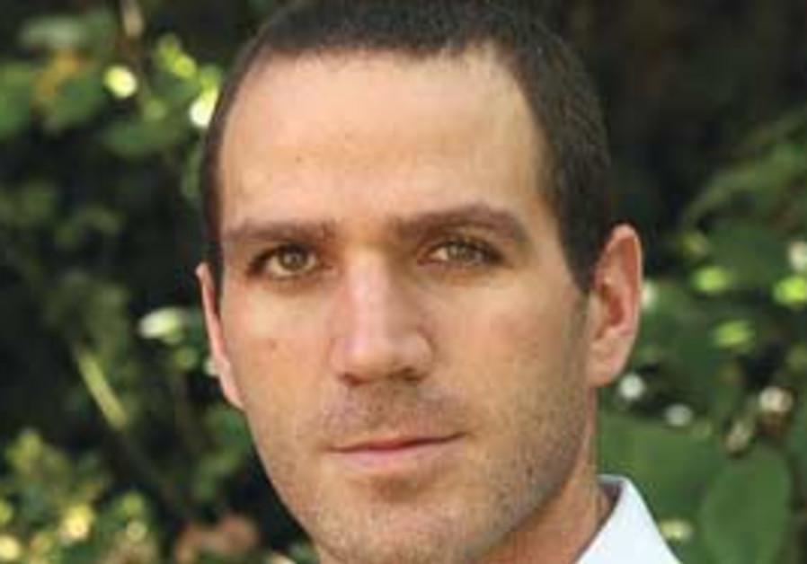 Jerusalem Councilman Yakir Segev