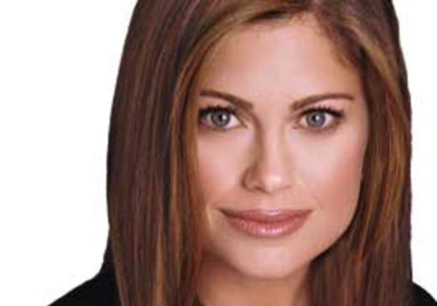 Model mogul Kathy Ireland.