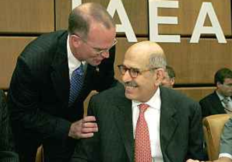 Iran invites IAEA team to Teheran