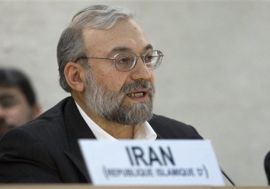 Mohammad Javad Larijani, Secretary General of the