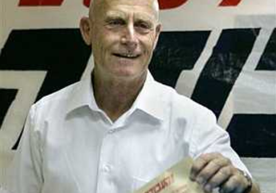 Ami Ayalon calls on Olmert to resign