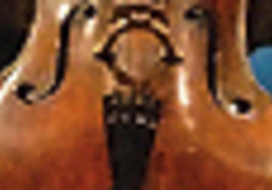 Cellist Mischa Maisky performs in Eilat.
