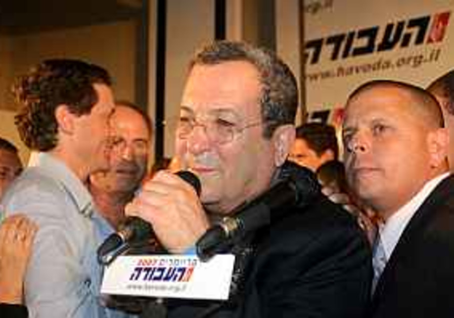 Barak wins Labor primary race