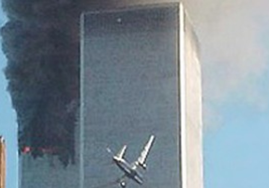 Twin Towers terror attack.