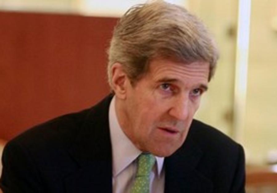 Senator John Kerry.