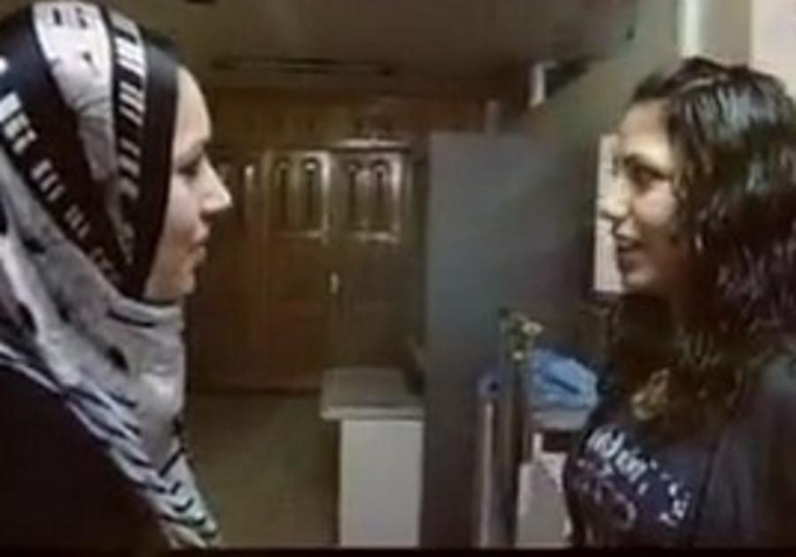 Reality show Sleepess in Gaza and Jerusalem