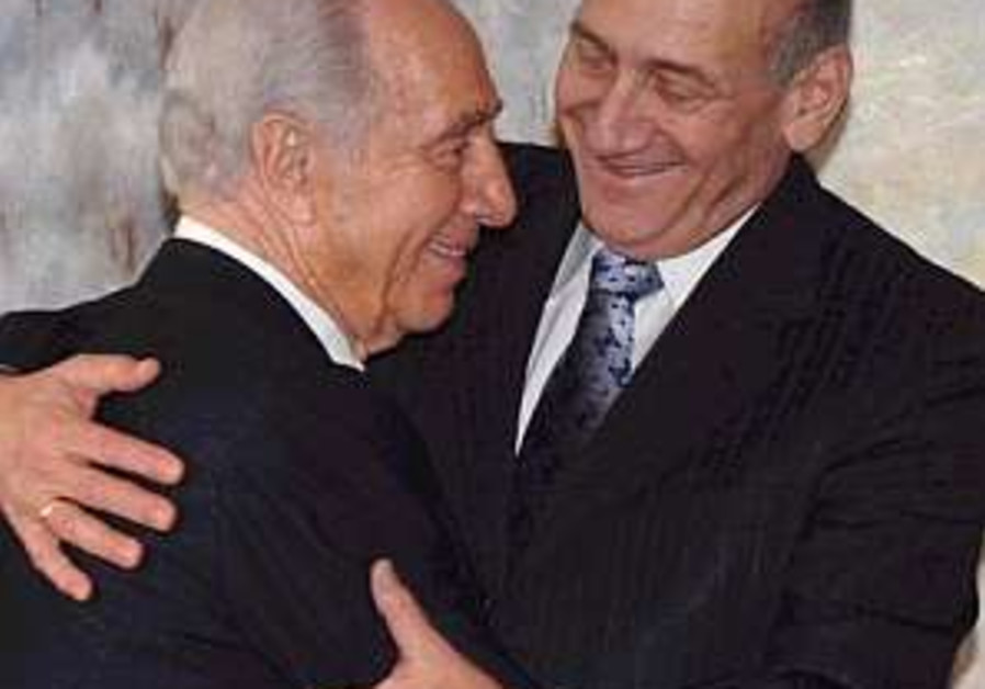 Analysis: The dawn of Olmert's second gov't