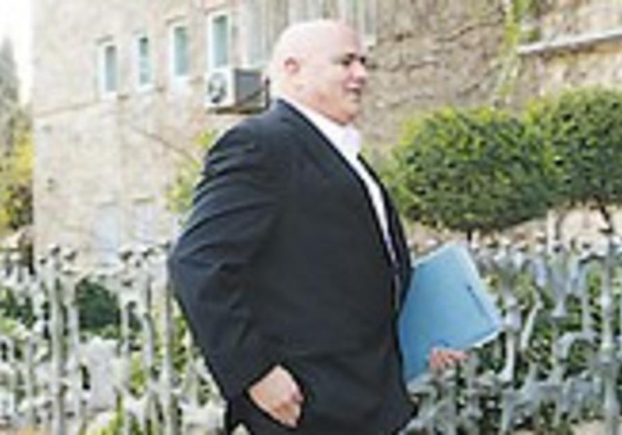 Former Bank Hapoalim chairman Dan Dankner (Ariel J