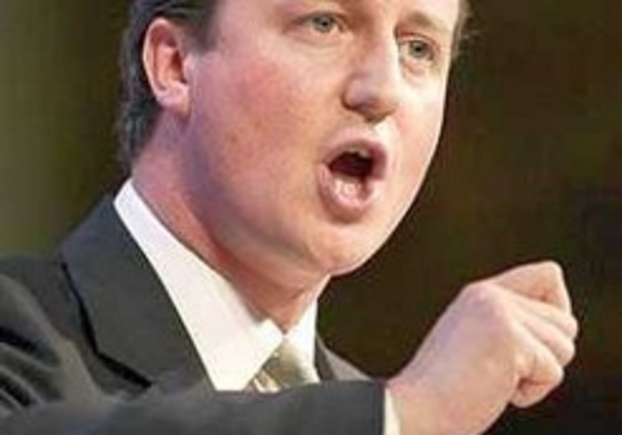 UK Conservative leader: Commitment to Israel comes from deep inside me