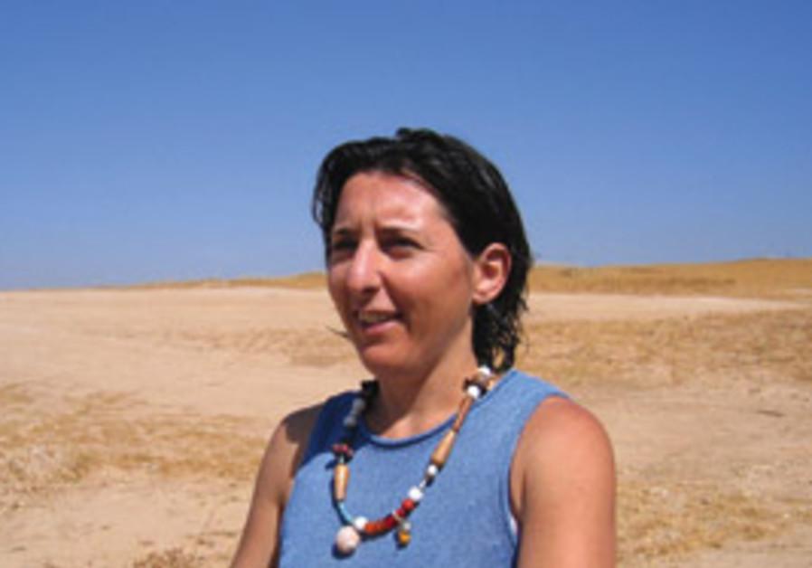 Yvette Nahmia-Messinas.
