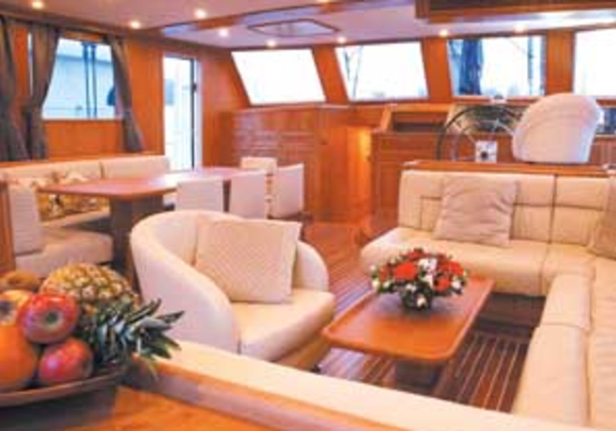 private yacht 88 298