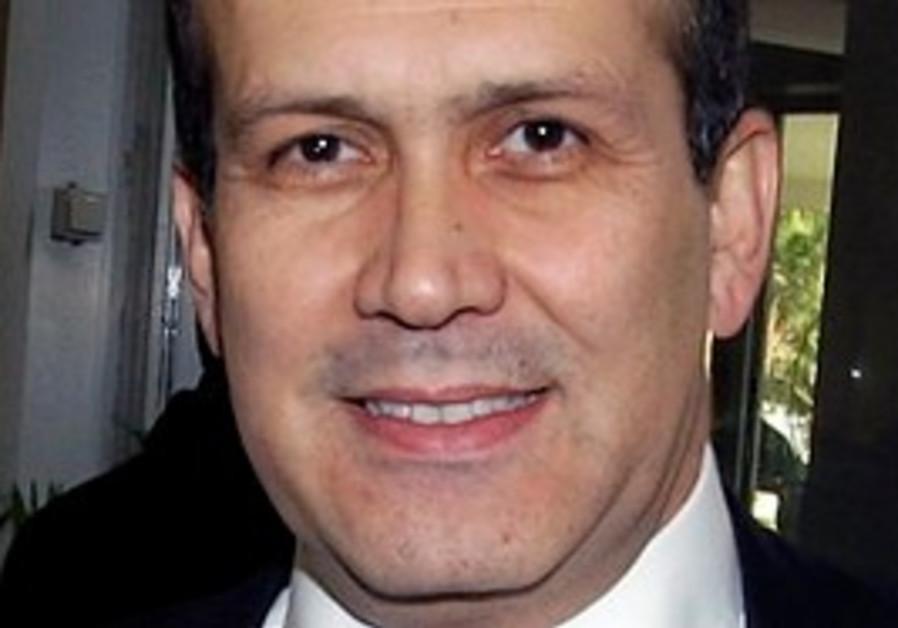 Turkey's Ambassador to Washington Namik Tan