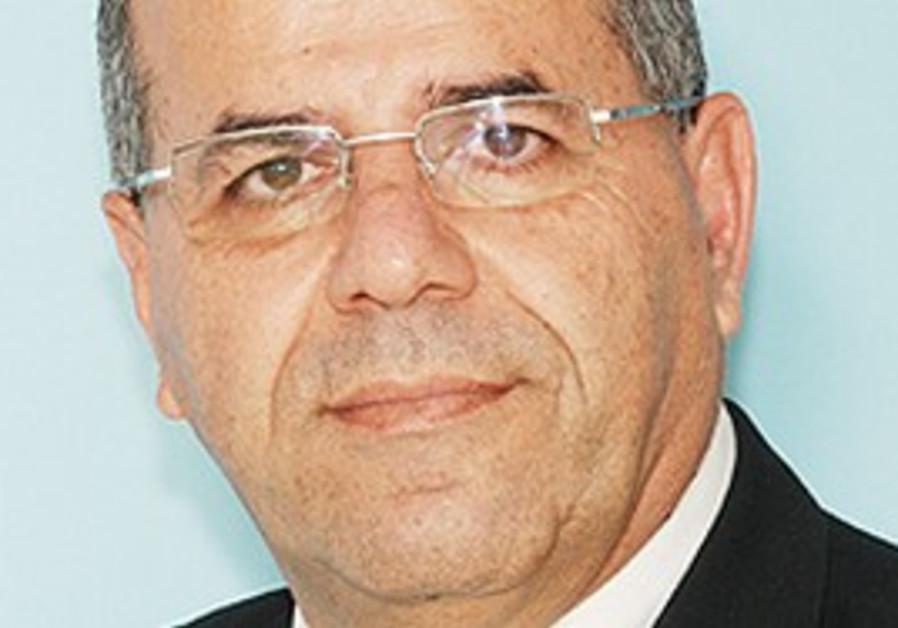 Deputy Minister of the Negev and Galilee Ayoub Kar