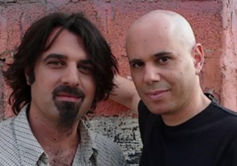 'Ajami' directors Scandar Copti (left) and Yaron S