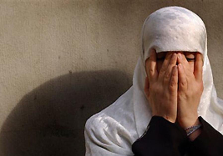 Belgian terror suspect Malika El Aroud.
