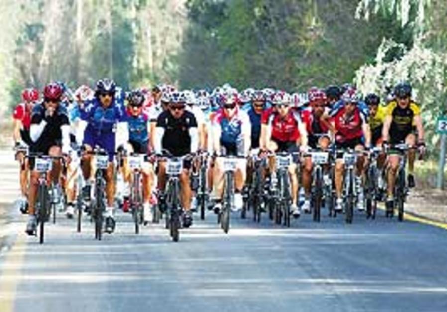Tour d'Israel.