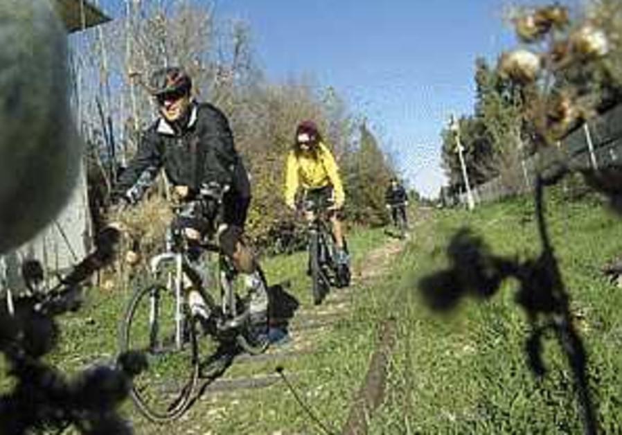 Making way for bikes