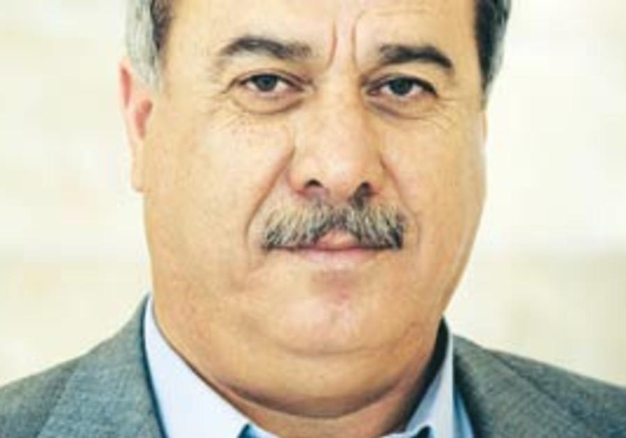 MK Mohammad Barakeh (Ariel Jerozolimski).