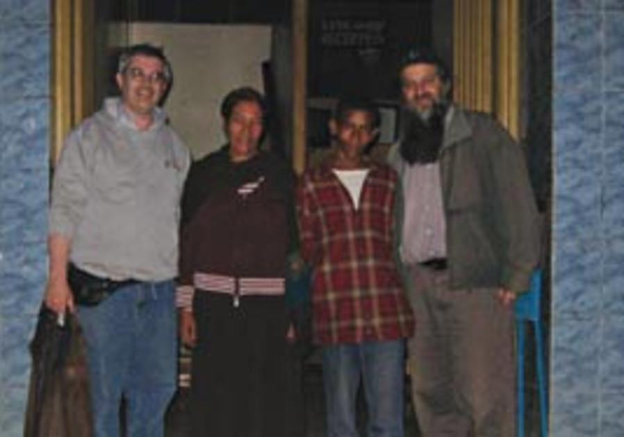 Ethiopia family reunion
