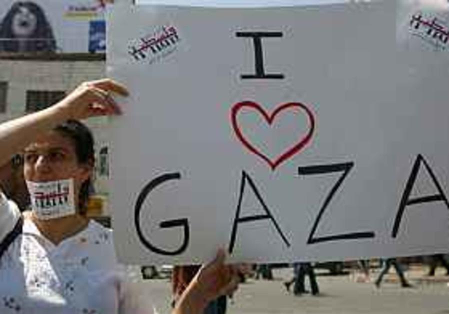 Take back Gaza now