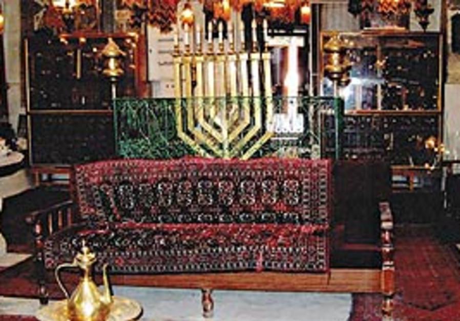 Elijah synagogue in Jabor.