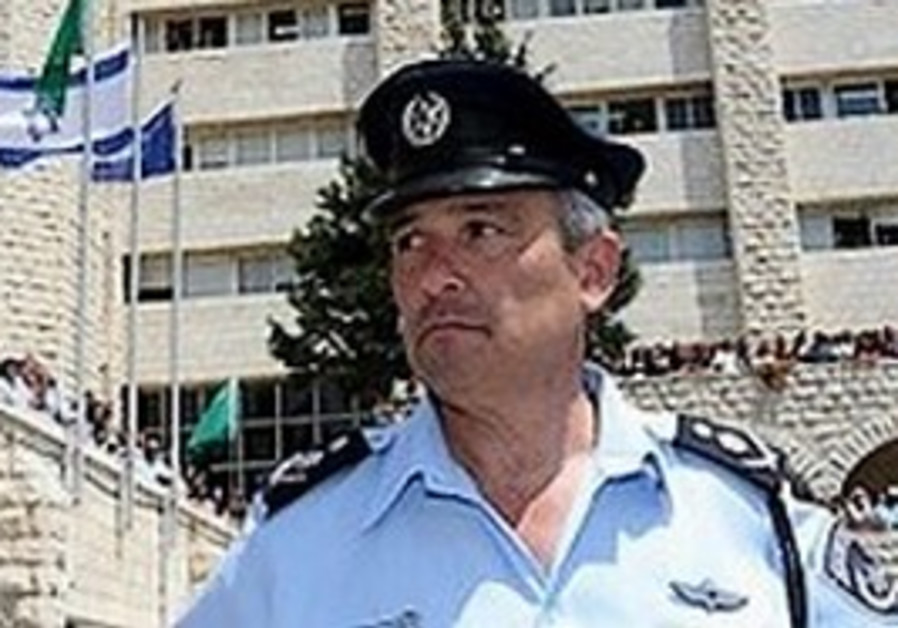 Police Commissioner Insp.-Gen. David Cohen.