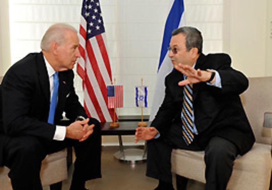 US Vice President Joe Biden meets with Defense Min