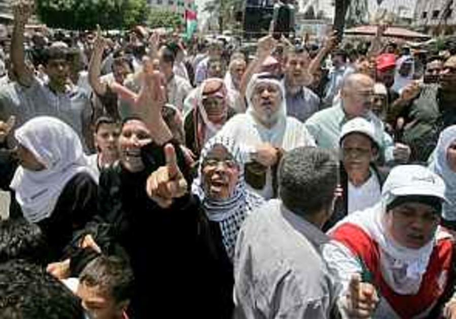 Fatah-allied lawmaker in Gaza shot by gunmen