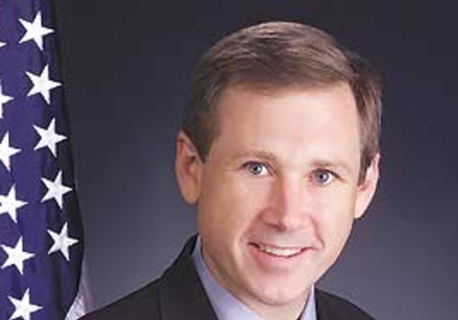 US Republican Senator from Illinois Mark Kirk
