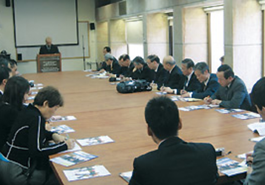 Shinto priests conduct interfaith dialogue at the