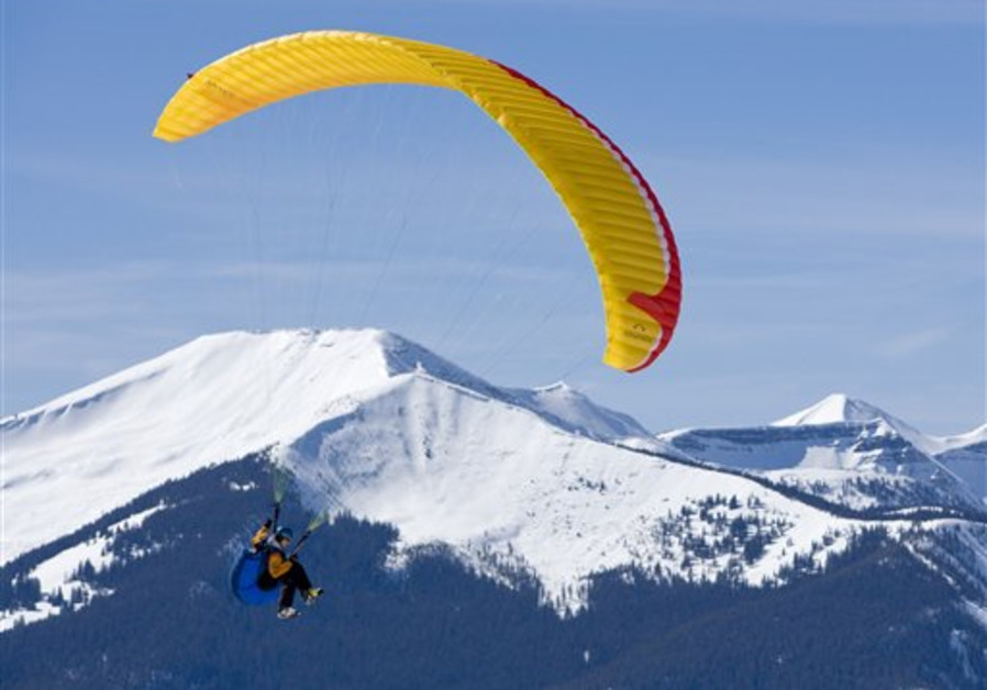 In this photo provided by Crested Butte Mountain R