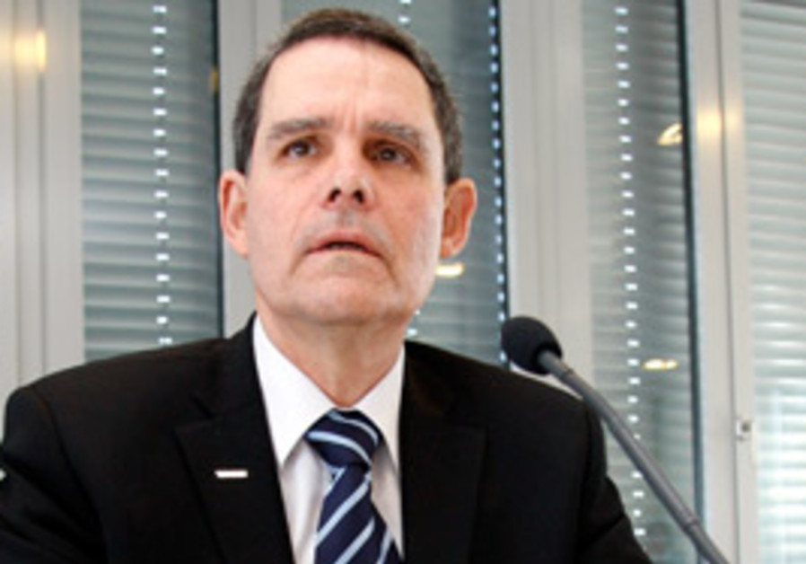 Shlomo Yanai, CEO of Teva Pharmaceutical Industrie