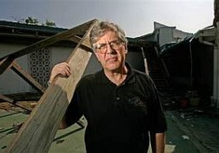 Jewish leadership event in New Orleans lends a hand to Katrina recovery